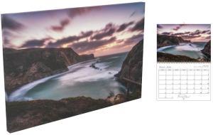 canvas+and+calendar