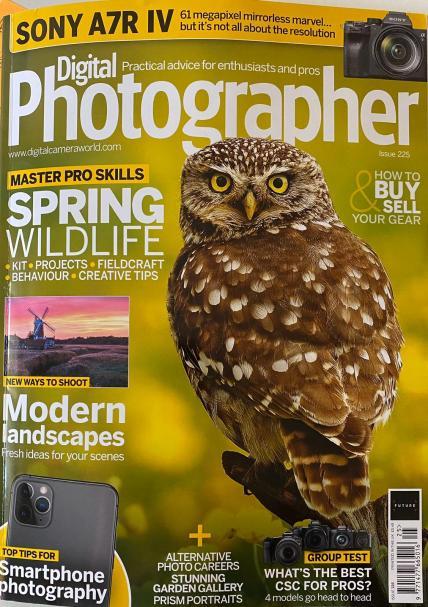 Digital Photographer Magazine, Issue #225